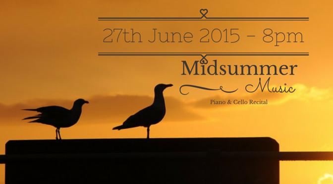 Midsummer Music Concert Image