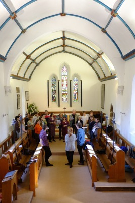 St Huberts and Singers
