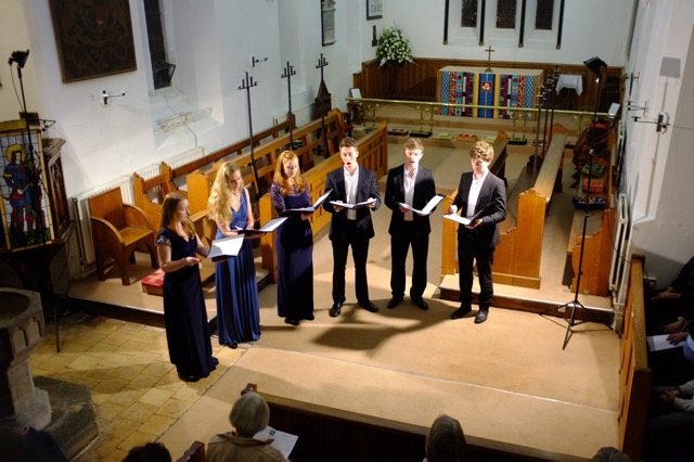 Fieri Consort concert – in Pictures