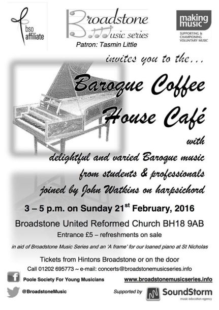 Baroque Coffee House Cafe