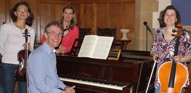Dorchester Piano Quartet Recital