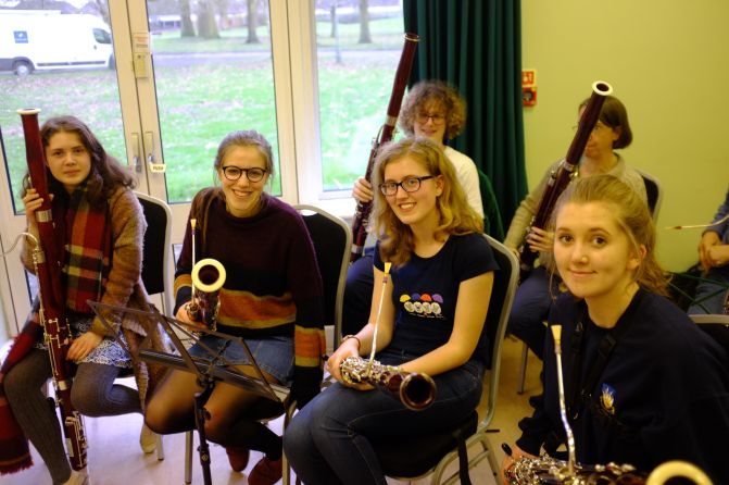 Feedback from our double reed day