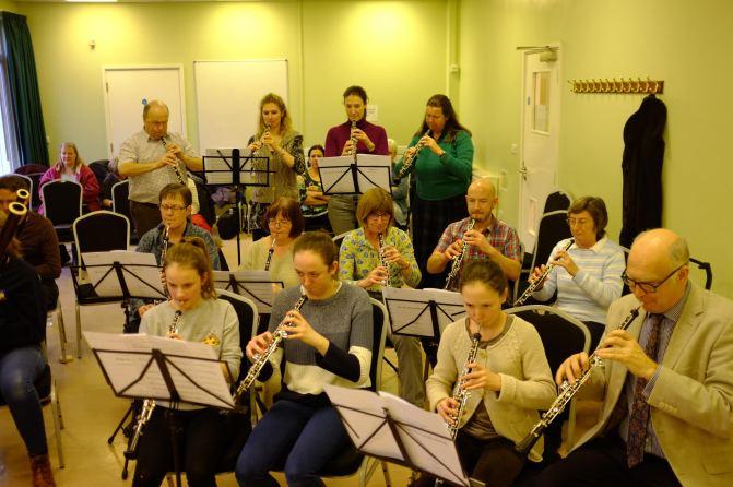 Workshop: Endangered species instruments – Viola, Bassoon & Oboe