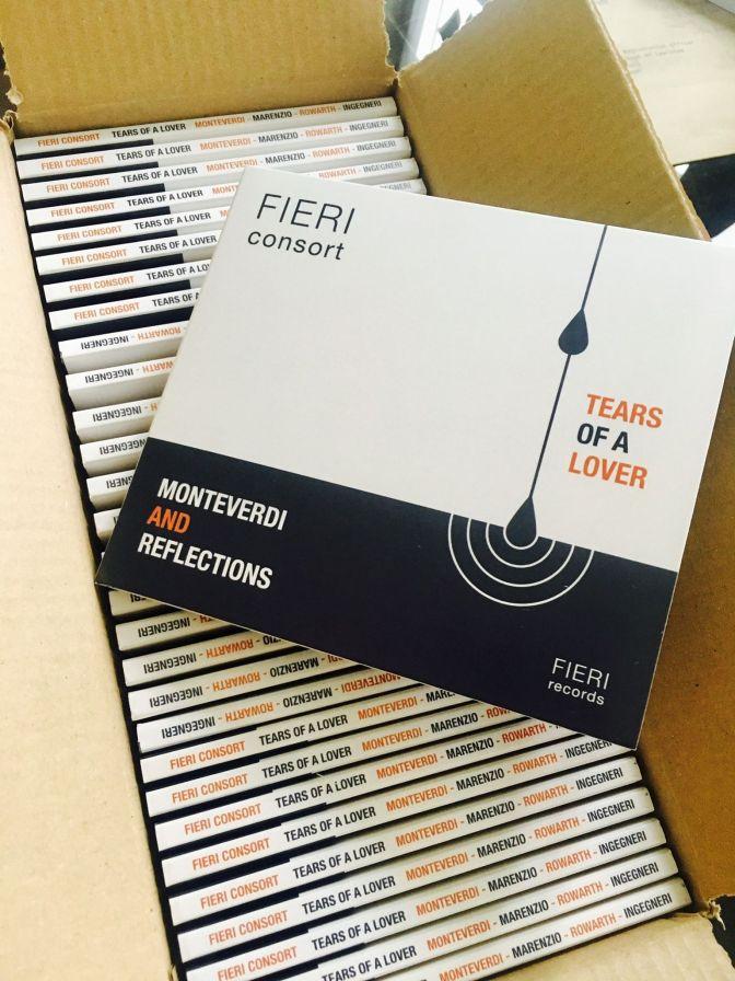 Fieri Consort Album Launch