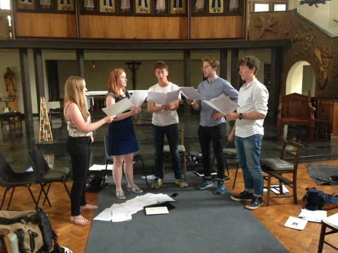 Regular BMS visiting artists 'Fieri Consort' crowdfunding for exciting new album.