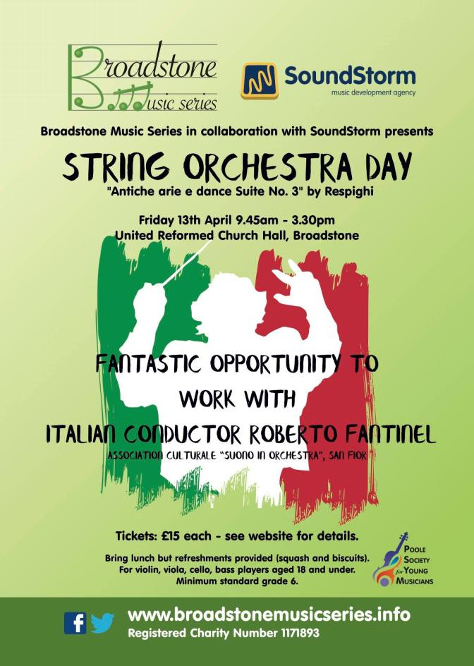 String Orchestra Day 13th April 2018